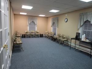 Inside SS Room